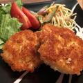 お豆腐エビカツ