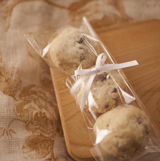 贈り物クッキー。