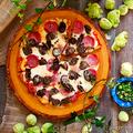 春の香り♥️福島県産ふきのとうのピザ
