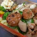 お弁当にも♪鶏の照り焼き丼 by kaana57さん