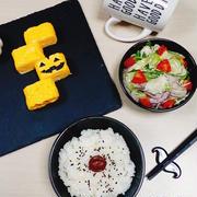 秋に一番食べたいものは?【おうちごはん*玉子焼きでハロウィン★&おでん&ミニ鷄鍋】