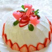 お誕生日のケーキはズコット風に♪ 私のレシピが今日のイチオシレシピに!?