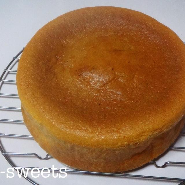 米粉のスポンジケーキの作り方 小麦アレルギー対応、バターなしでヘルシー