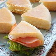 【リクレピ】簡単!短時間!フライパンで小麦・卵・牛乳アレルギー対応パン(おススメ)
