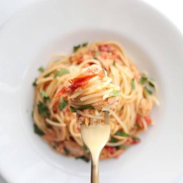 【絶品!】ミニトマトとツナのオイルパスタのレシピ