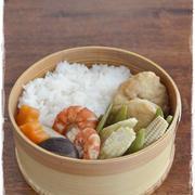 【海老入り鶏つくね弁当、塩鯖弁当など3種のお弁当、と遅ればせながら】
