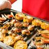 ホタテと野菜のオーブン焼き