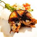 ヒガシマル牡蠣だし醤油でぶりの照焼