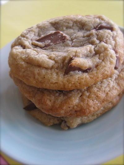 アメリカーンなチョコチャンククッキー