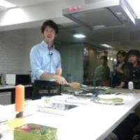 料理研究家 シンちゃんのデモンストレーション