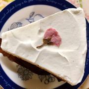 【季節のおすすめ】スターバックス さくらシフォンケーキ