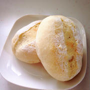HBで簡単に*白パン