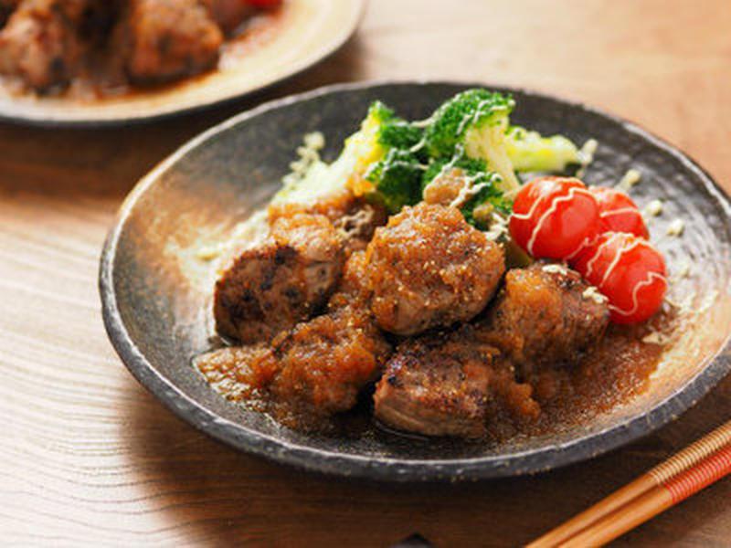 成型 肉 サイコロ ステーキ 焼き 方