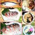 水炊きに〆鯖