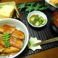 生うなぎの蒲焼きを作りました♪ by watakoさん