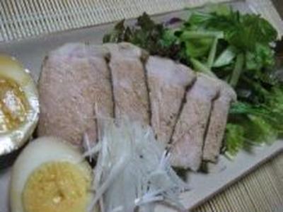 【減圧鍋:ロップタック】豚肉の紅茶煮