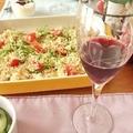 サントリーのんある気分<赤ワインテイスト>を楽しむ!簡単✿料理教室もどき&ランチ会
