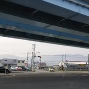 波多江駅から歩いて