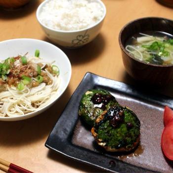 梅だれでさっぱり、簡単とりつくねの晩ごはんと人気の京都の猫カフェ今がチャンス❣️