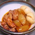 こっくり煮物♪モモ肉と大根煮☆すっぱ辛さがイイ! by P子さん