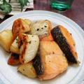 ~ごはんがすすむ!~【鮭とポテトのコンソメバターソテー】#簡単レシピ #作り置き #お弁当