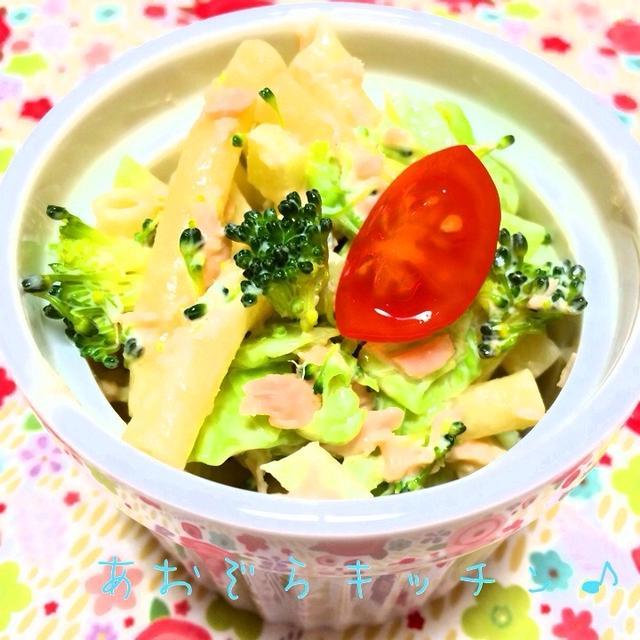 ツナ レシピ ブロッコリー