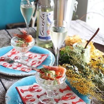 週末の食卓を彩るワインレシピ~ガゼラ