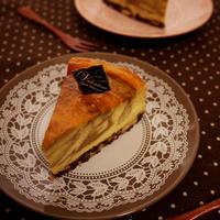 チョコがアクセント☆ ティラミス風チーズケーキ *レシピ*