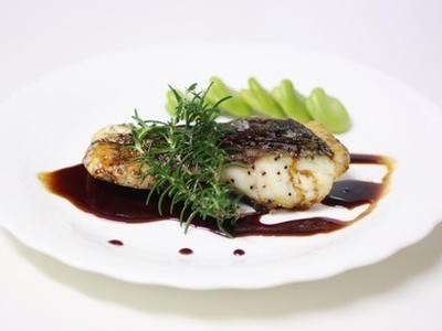 >黒鯛のバルサミコ・ソース by jugonさん
