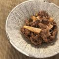 【フライパンで10分】牛肉と長芋のオイスター炒め