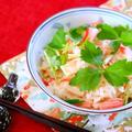 【簡単料理】カニカマ炊き込みご飯の作り方 – 節約レシピ