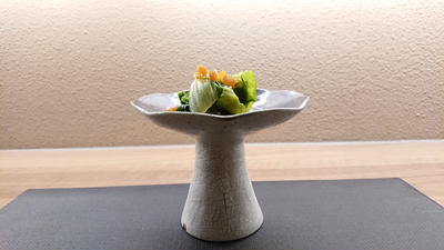 目で香りで舌で楽しむ和食コース【銀座 柊家】