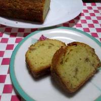 フルブラ梨の塩パウンドケーキ