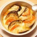 いわき愛菜とまと トマトと茄子のモツァレラチーズ焼き by geminiさん