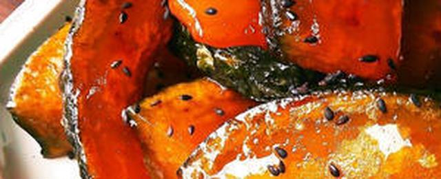 さつまいも以外でもOK!甘さがうれしい「大学かぼちゃ」レシピ