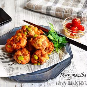 唐揚げや天ぷらに!「豚こま肉×ごぼう」で作るおすすめ揚げ物レシピ