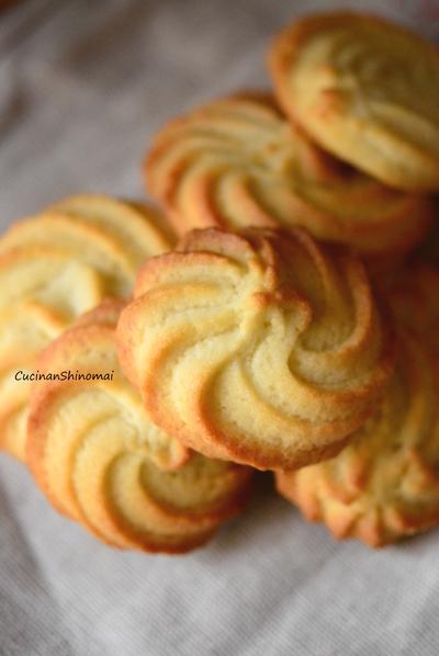 はちみつレモンクッキー