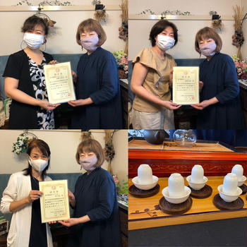 東洋美食薬膳協会 薬膳茶アドバイザー認定講座 開催