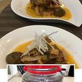 炭酸水で柔らか煮込み料理!!豚ブロック肉の梅シロップ煮・・・・