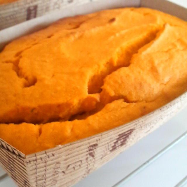 豆乳とかぼちゃの☆おからケーキ