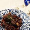クローブで楽しむ・・豚スペアリブと小豆の煮込み♪