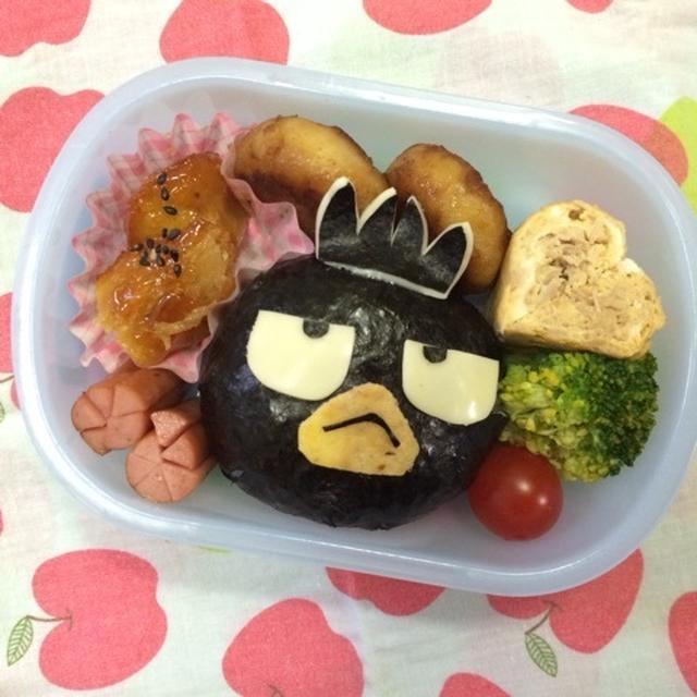 幼稚園弁当☆リクエストで作ってみたよ! キャラ弁( ´艸`)♥