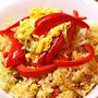 パプリカの辛みそ炒めの簡単料理レシピ&ダイエットワンポイントアドヴァイス
