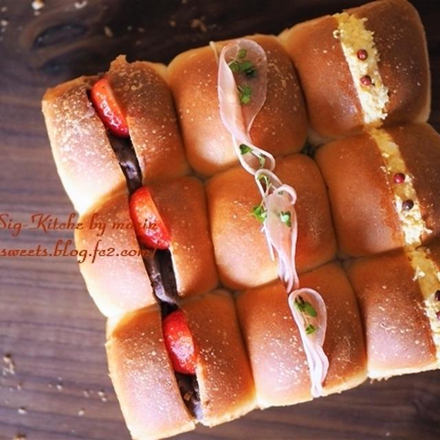 レシピ動画『朝に焼くちぎりパン』