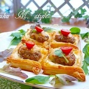 冷凍パイシートで♪これ一品で大満足できる「惣菜パイ」レシピ5選