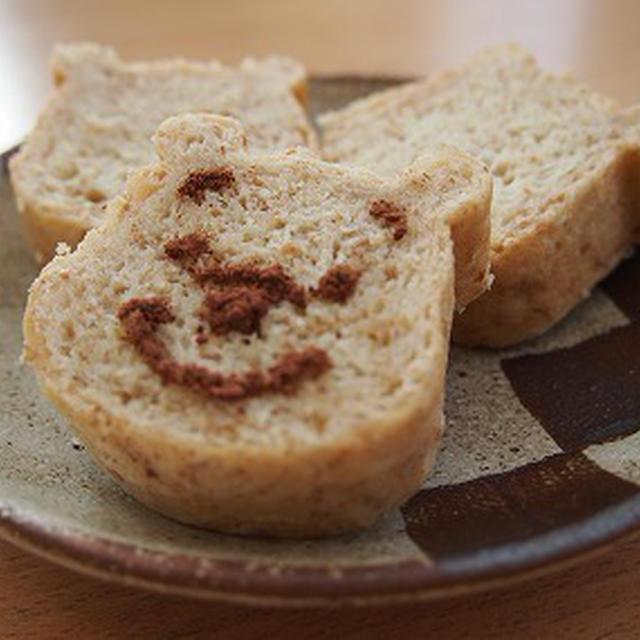プーさんのパン