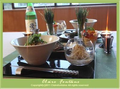 鶏と松山あげの卵とじ丼