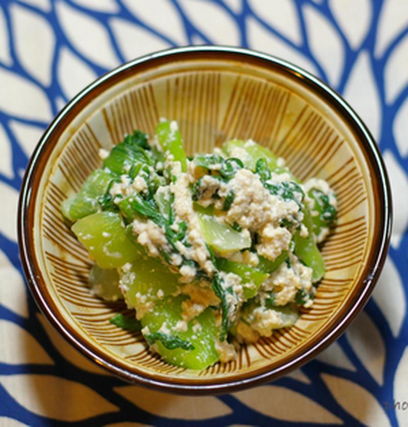 炒めものだけじゃない!今が旬の「チンゲン菜」レシピ | くらしのアンテナ