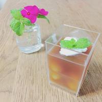 【レシピ】レモングラスの紅茶ゼリー