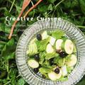電子レンジで作るから簡単♪夏のグリーン温野菜